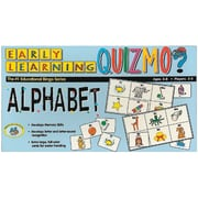 Learning Advantage™ Quizmo® Early Learning Alphabet Game, Grades PreK - 3