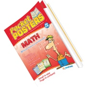 Daydream® Education Elementary School Pocket Poster, Math