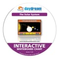 Daydream® Education The Solar System Interactive Whiteboard Charts Software, All Grades