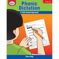 Didax Phonic Dictation Activity Book, Grade 1 - 2