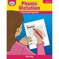 Didax Phonic Dictation Activity Book, Grade 3 - 4