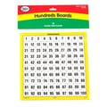 Didax Hundreds Board, Grades 2 - 6, 10/Set