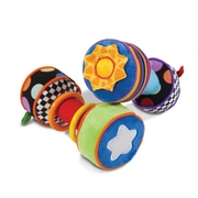 Edushape® EduWeights Toy, Infant - Preschool Grade, 2/Set
