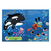 Educational Insights® Hot Dots® Jr. Ace & Kat Undersea Story Book