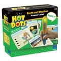 Educational Insights® Hot Dots® Earth & Weather Card Set