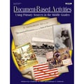 Educational Impressions U.S. History Document Based Activity Book, Grades 5 - 8