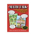 Essential Learning™ Math Talk Book, Grades PreK - 1