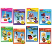Essential Learning™ Look What You Can Make Book Set, Grade PreK - 12