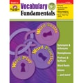 Evan-Moor® Vocabulary Fundamentals Book, Grade 6+