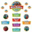 Edupress® Bulletin Board Set, We're Buddies Not Bullies