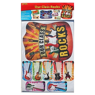 Edupress EP-2295 Our Class Rocks Bulletin Board Set