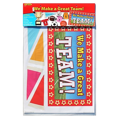Edupress® Bulletin Board Set, We Make A Great Team