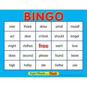Edupress® Sight Words In A Flash™ Bingo Game, Grades 1 - 2