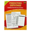 Edupress® Red Level 2-3.5 Predicting Outcomes Reading Comprehension Activity Book