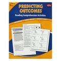 Edupress® Blue Level 3.5-5 Predicting Outcomes Reading Comprehension Activity Book