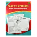 Edupress® Red Level 2-3.5 Fact or Opinion Reading Comprehension Activity Book