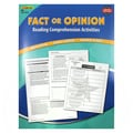 Edupress® Blue Level 3.5-5 Fact or Opinion Reading Comprehension Activity Book