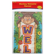 Edupress® Monkey Welcome Banner