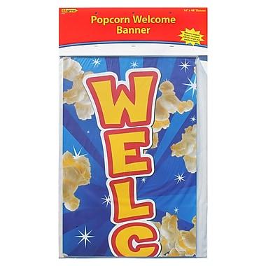 Edupress® Popcorn Welcome Classroom Banner