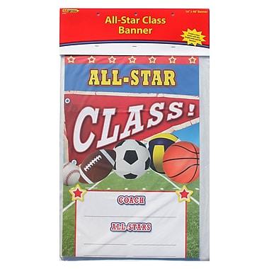 Edupress® All-Star Class Classroom Banner