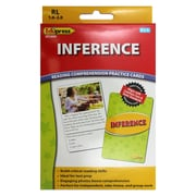 Edupress® Inference Reading Comprehension Flash Cards