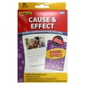 Edupress® Cause & Effect Reading Comprehension Flash Cards