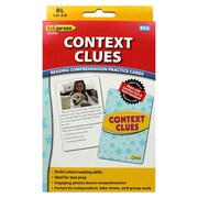 Edupress® Context Clues Reading Comprehension Flash Cards
