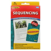 Edupress® Sequencing Reading Comprehension Flash Cards