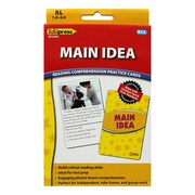 Edupress® Main Idea Reading Comprehension Flash Cards