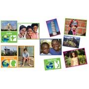 "Edupress® 6"" x 8"" Instructional Accents, Multicultural Kids"