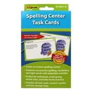 Edupress® Spelling Center Flash Cards, Grade 2 and Above