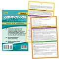 Edupress® Common Core Standards F/Language Arts & Math Quick Flip Reference, Grade 5