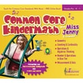 Edutunes® Common Core KinderMath CD Book Set