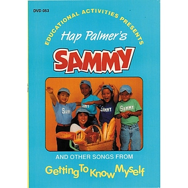 Educational Activities Sammy DVD