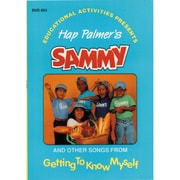 Educational Activities Sammy DVD