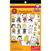 Eureka® Sticker Book, Peanuts®