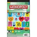 Eureka® Sticker Book, Monopoly™