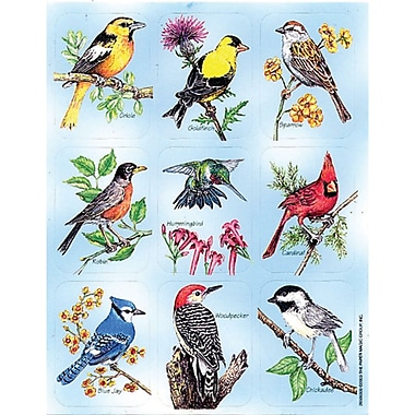 Eureka® Birds Giant Sticker
