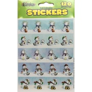 Eureka® Snowmen Theme Stickers