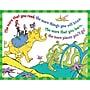 Eureka® 17 x 22 Dr Seuss The More