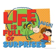Eureka® Peanuts® Full Of Surprises Poster