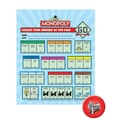 Eureka® Monopoly™ Mini Reward Chart, 5in. x 6in.