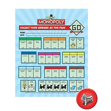 Eureka® Monopoly™ Mini Reward Chart, 5