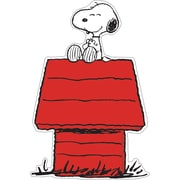 "Eureka® 5"" Paper Accents, Snoopy on Dog House"