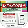 Eureka® Monopoly™ 4 Deco Letters, White