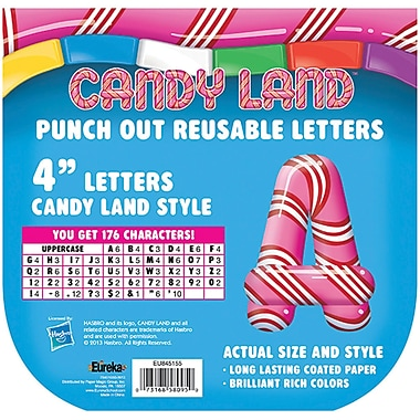 Eureka® Candy Land™ 4