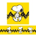 Eureka® Grade Preschool - 8 Peanuts® With Snoopy Deco Trimmer, Yellow