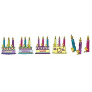 Eureka® Bulletin Board Set, Peanuts® Birthday