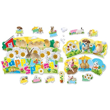 Eureka® Mini Bulletin Board Set, Everything Spring
