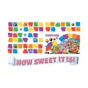 Eureka® Mini Bulletin Board Set, Candy Land™ How Sweet